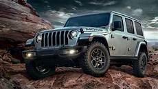 the jeep wrangler moab edition is much more than an