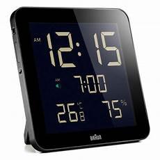braun bnc014 digital wall clock bnc014