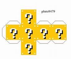 papercraft lucky block lucky block mod minecraft