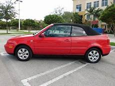 all car manuals free 2002 volkswagen cabriolet interior lighting buy used 2002 vw cabrio glx convertible clean title low reserve in miami florida united