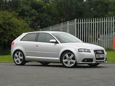 audi a3 gebraucht automatik used audi a3 2007 diesel 2 0 tdi 170 s hatchback silver