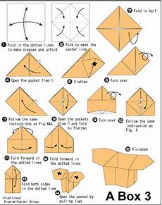 box 3 easy origami for