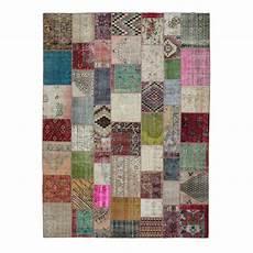various vintage patchwork flicken teppich 300x406cm