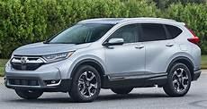 2017 Honda Cr V Makes A Strong Impression Consumer