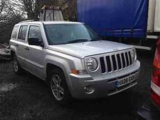 how to fix cars 2008 jeep patriot head up display jeep 2008 patriot limited crd silver non runner spares or repair car for sale
