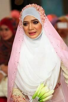 Tutorial Jilbab Pengantin Menutup Dada Di 2020 Pengantin