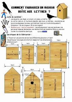 fabriquer un nichoir pour oiseaux site de l 233 cole maternelle danielle casanova comment fabriquer un nichoir pour les