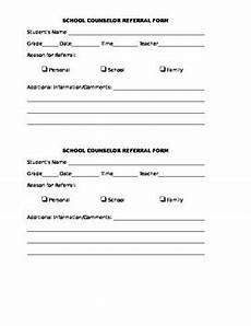 counselor referral form by counselor tool box teachers pay teachers