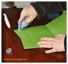 diy pocket wedding invitations make your own