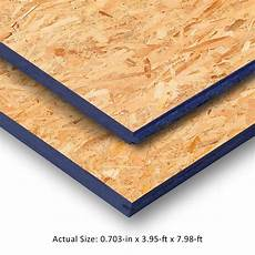 shop osb tongue and groove subfloor 23 32 cat ps2 10 common 23 32 in actual 0 703 in 47 5