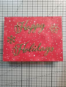 stin up merry christmas cards free for all make an ton of easy christmas cards using up all