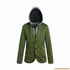 blazer homme blanc noir vert a capuche fashion pas cher