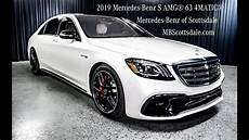 2019 Amg S63 Flagship 2019 Mercedes S Amg 63 4matic