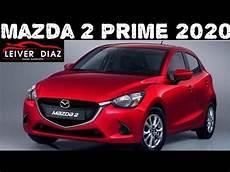 mazda sedan 2020 mazda 2 prime sport modelo 2020