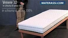 materasso naturale materasso in lattice naturale 100 mod venere 3d
