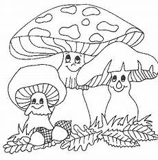 coloring page mushrooms coloring pages 23