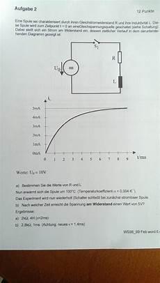 spule r und l berechnen zeit berechnen elektrotechnik