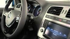 2014 vw polo facelift interior