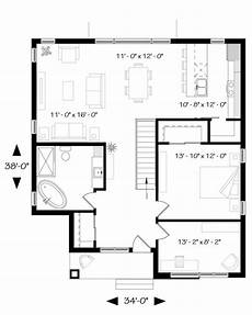 simple open house plans cheapest house plans to build how to make an affordable