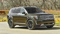 kia telluride 2020 review 2020 kia telluride drive review and