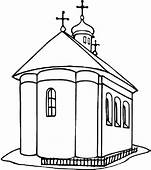 Church People With Faith Coloring Pages  Best Place To Color