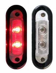 Leuchtet Rot - led leuchte wassergesch 252 tzt rot 80mm 28mm 6w 12v