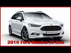 2018 ford mondeo st line picture gallery