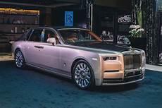 The 2018 Rolls Royce Phantom Unveiled In Sydney
