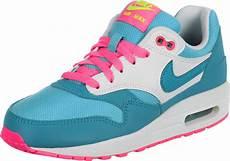 nike air max 1 gs shoes blue white pink