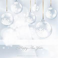 merry christmas and happy new year white background