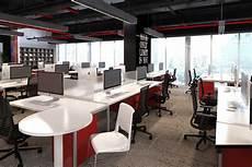 Photo Staff Area Automobile Office 3 Desain Arsitek Oleh