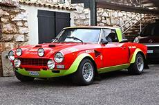 Fiat 124 Abarth 4 For Sale