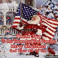 thank you to our troops merry christmas pictures photos and images for facebook