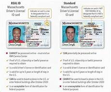 real ids in massachusetts you asked we answered wbur news
