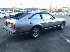 1983 Datsun 280zx TURBO T Top Coupe For Sale Photos