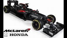 Mclaren Honda Mp4 31 2016 Formula 1 Car Launched