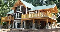 timber frame house plans with walkout basement timber frame house plans with walkout basement floor