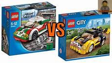 lego car series lego city race cars comparison 60053 vs 60113