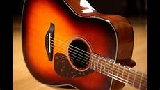 Yamaha Fg800 Acoustic Guitar In Exclusive Brown Sunburst