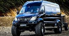 mercedes sprinter 4x4 road win or fail i think