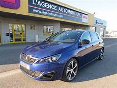 peugeot 308 gt hdi 180 peugeot 308 gt hdi 180 eat 6 occasion mulhouse pas cher