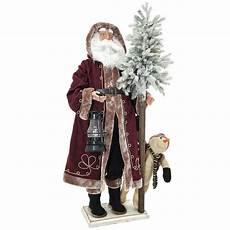 europalms weihnachtsmann stehend 150cm 171 deko