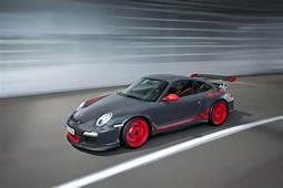 2010 Porsche 911 GT3 RS  Top Speed