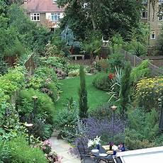 Thin Garden Design Ideal Home