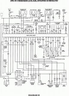 Clean 1998 Jeep Wrangler Wiring Diagram 1990 Jeep Wiring