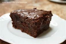 chocolate sheet cake with cinnamon susie davis