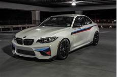 test 2017 bmw m2 with m performance parts track day special