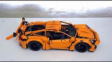 lego porsche gt3 lego technic 42056 porsche 911 gt3 rs unboxing speed