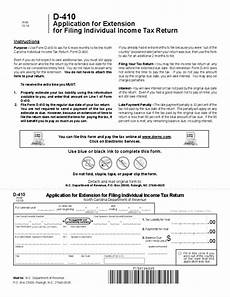 application for extension for filing individual income tax return free download