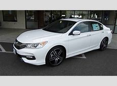 2017 Honda Accord SPORT SPECIAL EDITION Review (Bellingham